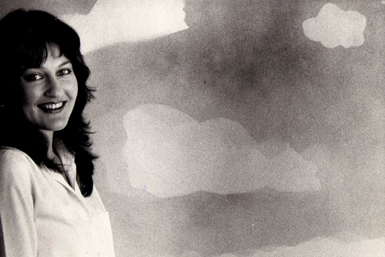 1980 Nog 'n foto in die reeks vir ' 'n Jaar in my lewe'.