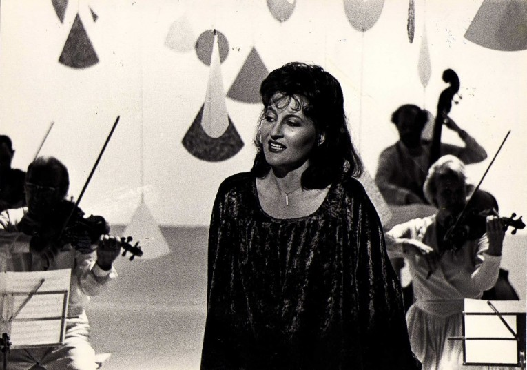 1981 - Op die stel van 'Ballade vir 'n koningsdogter' vir SABCTV