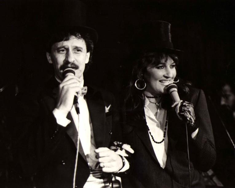 1988 - Saam met Jannie du Toit in 'Van Berlyn tot Bapsfontein'