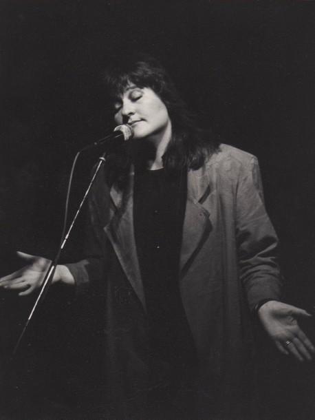 1988 - Tydens repetisies vir 'Van Berlyn tot Bapsfontein'