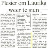 1991 - Die Transvaler - Plesier om Laurika weer te sien